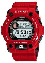 G-shock Red Digital Watch G-7900a-4er