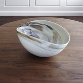 Crate & Barrel Fossili Bowl