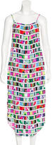 Mara Hoffman Abstract Print Maxi Dress w/ Tags