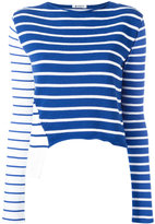 Dondup striped jumper - women - Cotton - L