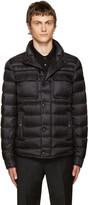 Moncler Black Down Forbin Jacket