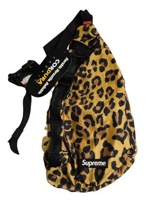 Supreme Multicolour Synthetic Backpacks