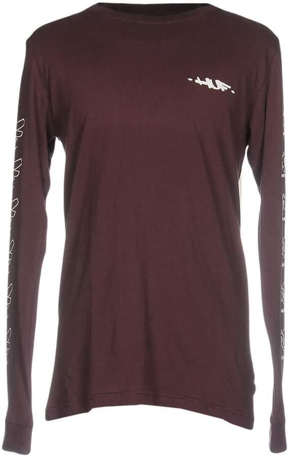 HUF T-shirts - Item 12024514
