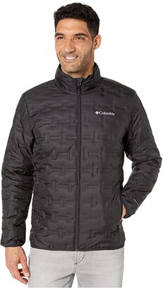 Columbia Delta Ridgetm Down Jacket (Black) Men's Coat