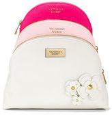 Victoria's Secret Stackable Beauty Bag Trio