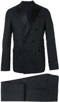 DSQUARED2 Napoli tuxedo suit - men - Silk/Polyester/Viscose/Virgin Wool - 44