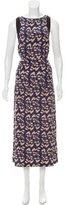 Rachel Comey Silk Maxi Dress