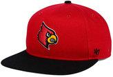 '47 Kids' Louisville Cardinals Lil Shot Captain Cap