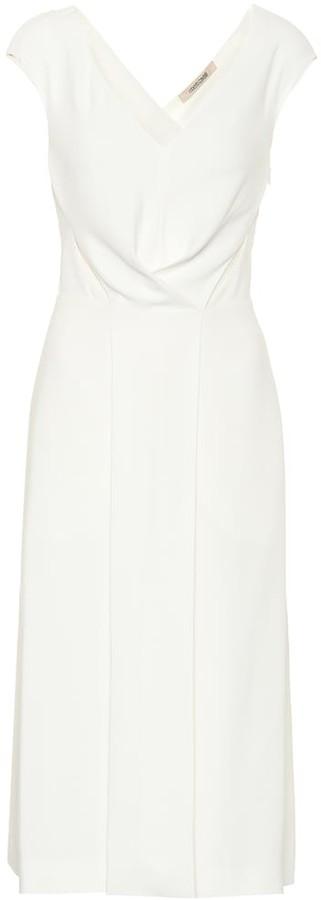 Roberto Cavalli Crepe dress