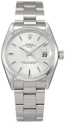 Rolex 1969 pre-owned Date 34mm