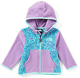 The North Face Baby Girls 3-24 Months Glacier Full-Zip Hoodie Jacket