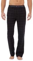 Tommy Hilfiger Navy Blue Check Pyjama Pants