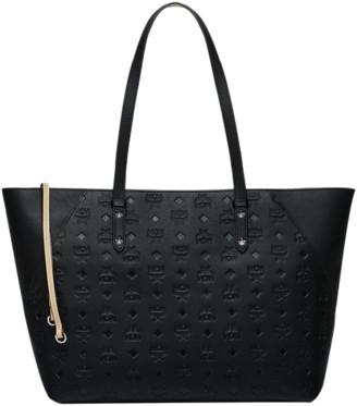 MCM Klara Shopper in Monogram Leather