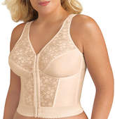 Exquisite Form Wireless Unlined Longline Full Coverage Bra-5107565