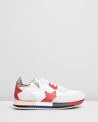 Bueno Women's Red Low-Tops - Sale - Size One Size, 39 at The Iconic