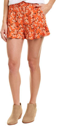 Saltwater Luxe Pull-On Short
