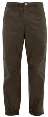 Prada Drawstring-waist Nylon Track Pants - Mens - Multi
