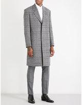 Paul Smith Epson wool cashmere-blend coat