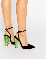 Asos PLAYGROUND Pointed High Heels