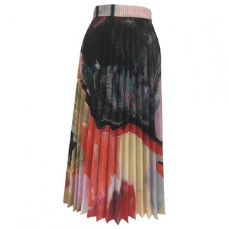 Sandra Weil Multicolour Skirt for Women