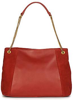 Nat & Nin HORTENSE women's Shoulder Bag in Red