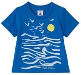 Petit Bateau Baby boy T-shirt with motif