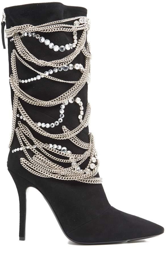 Giuseppe Zanotti 'notte' Boots