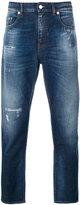 Love Moschino straight stonewash jeans