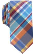 Bar III Men's Higgins Plaid Skinny Tie, Created for Macy's