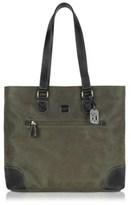 Bric's Women's Green Cotton Shoulder Bag.