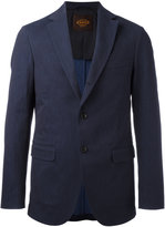 Tod's denim blazer - men - Cotton/Polyester/Spandex/Elastane/Viscose - 48