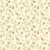 York Wall Coverings York Wallcoverings 56 sq. ft. Waverly Cottage Bellisima Vine Wallpaper