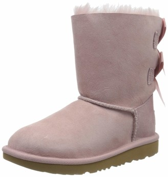 UGG Kid's Female Bailey Bow II Classic Boot