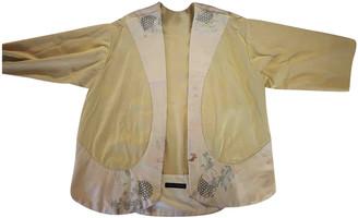 Casey Casey Beige Silk Jackets
