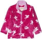 Hatley Unicorns & Stars Fuzzy Fleece Jacket (Toddler/Little Kids/Big Kids)