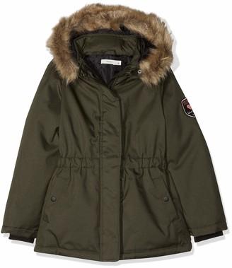 Name It Girl's Nkfmolly Jacket Noos