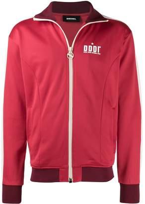 Diesel zip-up sweatshirt