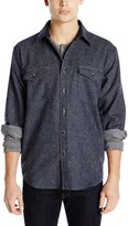Pendleton Men's Classic Fit Cascade Wool Denim Shirt