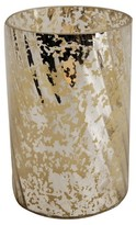 """A&B Home Antique Gold Candle Holder - 8.25"""""""