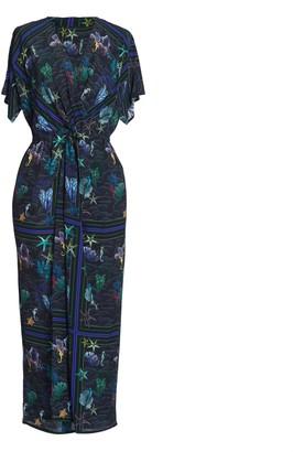 AILANTO Starfish Wrap Dress