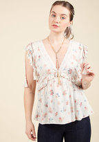 Herb Garden Gathering Sleeveless Top in S