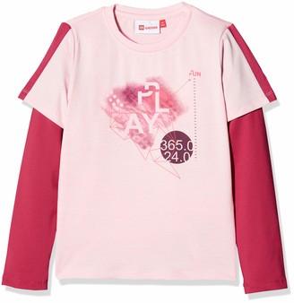 Lego Wear Girl's Tanya 703 Longsleeve T-Shirt