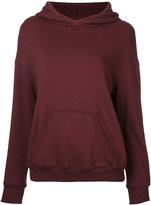 CITYSHOP front pocket hoodie - women - Cotton - One Size