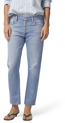 Citizens of Humanity Emerson Distressed Slim Fit Boyfriend Jeans