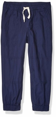 Spotted Zebra Toddler Boys' Woven Lined Jogger Pants