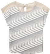 Vince Camuto Back Tie Tee