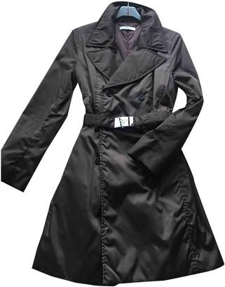 Prada Khaki Trench Coat for Women