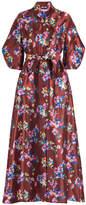DELPOZO Evening Shirt Dress