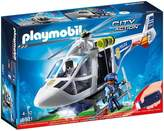 Playmobil Police Helicopter With LED Searchlight 6