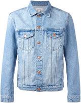 Soulland stonewashed denim jacket - men - Cotton - L